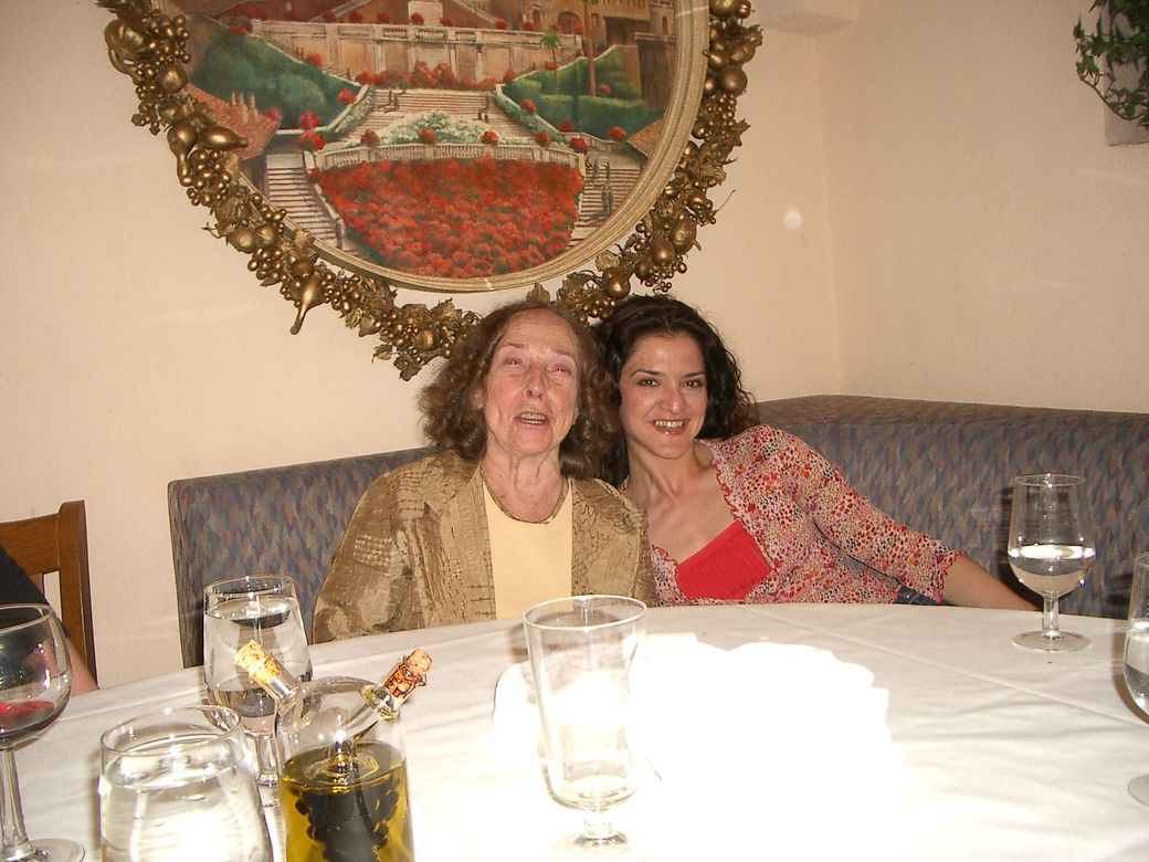 Marria Vorrias & Romana Kryzanowska