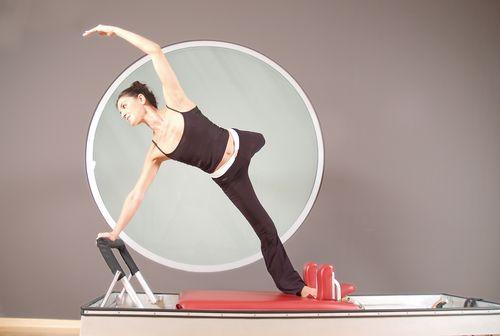 Maria Vorrias training 7