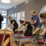 Pilates Workshop With Sean P. Gallagher at Athens Pilates Studio